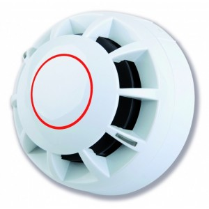C-Tec C4403B ActiV Class B High (75°C) Fixed Temperature Heat Detector