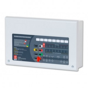 C-Tec CFP Two Wire 2 Zone AlarmSense Control Panel - CFP702-2
