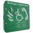 Cooper CFVCSHFG VoCall Type B Surface Mount Green Outstation