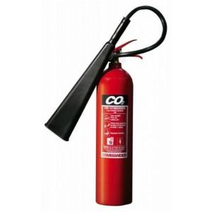 5Kg Commander Carbon Dioxide Extinguisher - COEX5