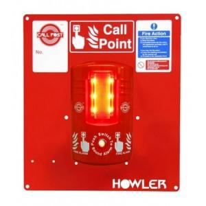 Howler Call Post Mounting Board (For SA01) CPOST01