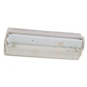 CS 8W High Frequency Economy Bulkhead with 230v Mains IP65 (Photocell Option Available)