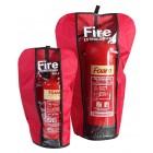 Commander Large PVC Extinguisher Cover CS21