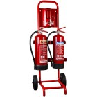 Commander CS23A Compact Double Trolley