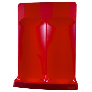 Commander Durable Double Extinguisher Stand CS51
