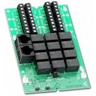 C-Tec CFP763 Relay Output Card (as per CFP762 + 8 outputs per zone relays)