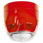 Morley CWSS-RR-S5 Sounder VAD Beacon Red Body with Red Flash