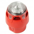 Morley CWSS-RR-W5 Sounder VAD Beacon Red Body Red Flash with Deep Base