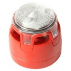 Morley CWSS-RW-S5 Sounder VAD Beacon Red Body White Flash