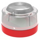 Hochiki CWST-RR-S5 Conventional VAD Beacon Red Case Red LEDs