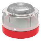 Hochiki CWST-RW-S5 Conventional VAD Beacon Red Case White LEDs