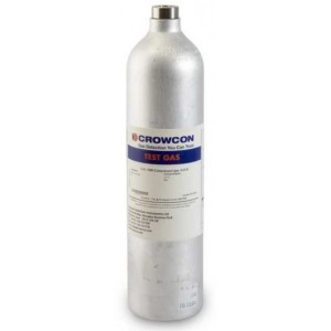Crowcon Multi-Gas Bump / Calibration Gas Cylinder (Quad Gases)
