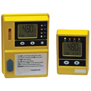 CellarGuard CO2 Main Controller and Remote Display Unit CG-PO