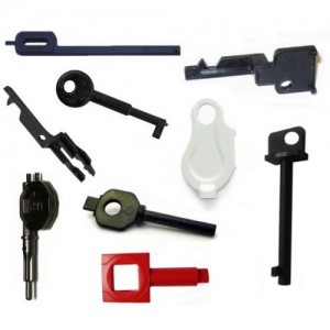 Professional Engineer Call Point Test Key Set