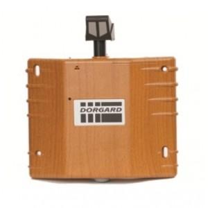 Fireco Dorgard Acoustic Fire Door Retainer in Beech - DG200-BEECH