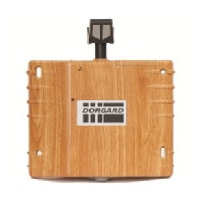 Fireco Dorgard Acoustic Fire Door Retainer in Oak - DG200-OAK