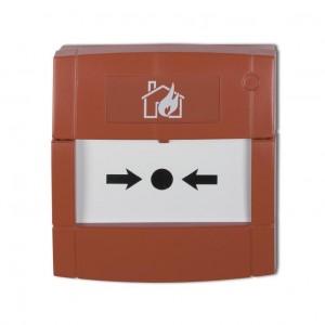 Ziton DMN700E-IS Intrinsically Safe Manual Outdoor Callpoint