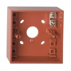 Ziton Surface Mounting Box with Earth Connector – DMN787