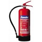 6Kg Commander ABC Powder Extinguisher - DPEX6