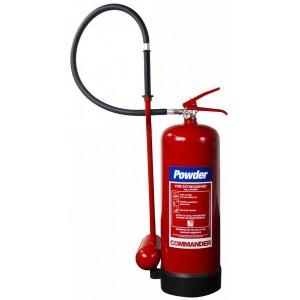 9Kg Commander M28 Specialist Dry Powder Extinguisher - DPEX9M28