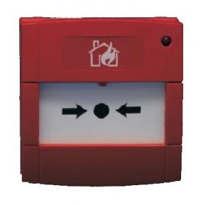 Electro Detectors Radio Call Point Break Glass Unit EDA-C5000