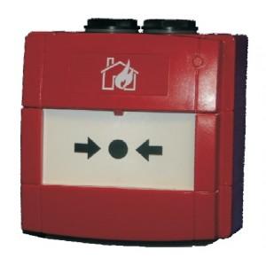 Electro Detectors Radio Weatherproof Call Point EDA-C5040