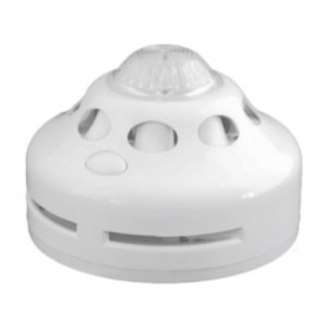 Electro Detectors Radio Heat Sounder Detector with LED Beacon EDA-D6030