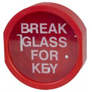 Break Glass Key Box EE06