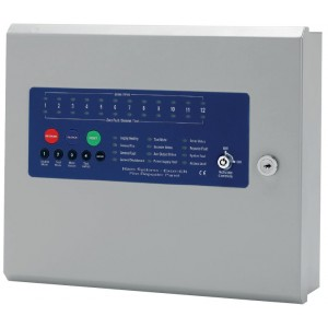 Haes ESEN-R-12MAR 12 Zone Conventional Esento MED Marine Approved Repeater Panel