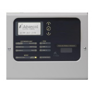 Advanced Remote Status Indicator Panel with LCD and LED Indicators Ex-3020