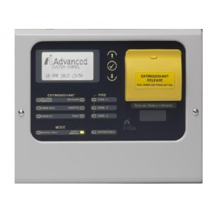 Advanced Remote Status Indicator Panel with LCD, LED and Manual Release Button Ex-3030