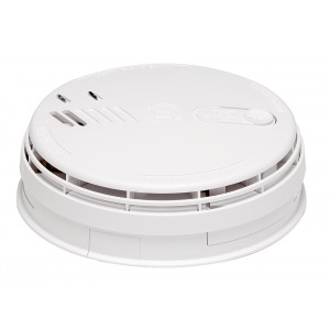 Aico Ionisation Smoke Alarm with Battery Back-Up and Base – Ei141RC