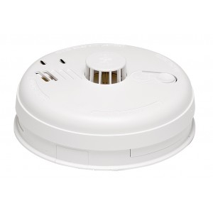 Aico Heat Alarm with Battery Back-up and Base – Ei144RC