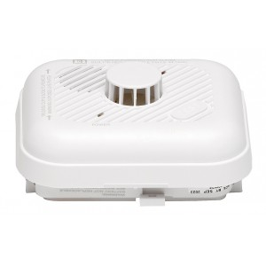 Aico 230V Heat Alarm with Rechargeable Back-up – Ei154TL