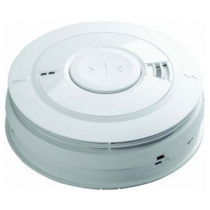 Aico Ei161e Rechargeable Ionisation Smoke Alarm Evolution Series
