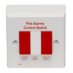 Aico RadioLINK Alarm Control Switch for Fire Indicator Only – Ei411H