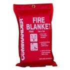 Commander Soft Pack FB05 1m x 1m Fire Blanket