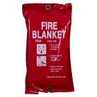 Commander Economy Fire Blanket FB08 1m x 1m