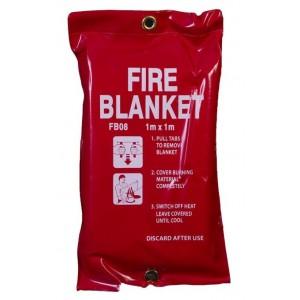 Commander Economy Fire Blanket FB08 1m x 1m