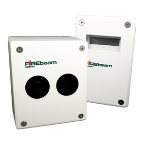 FB-1 FIREbeam Detector with Low Level Controller and 5-40m Reflector