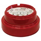 EMS Firecell FC-171-002 Red Wireless Base for Audio Visual Devices