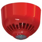 EMS Firecell FC-315-CA2 Red Ceiling Sounder Beacon