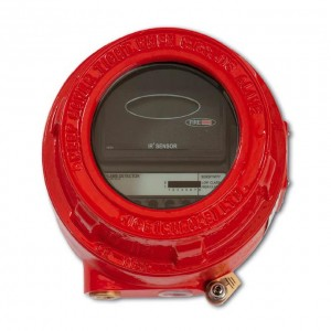 Ziton FF766 IR Flame Detector In Eexd Flame Proof Housing