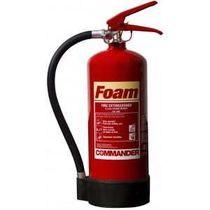 3 Litre Commander Foam Fire Extinguisher FSEX3