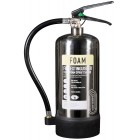 3 Litre Commander AFF Foam Extinguisher Stainless Steel