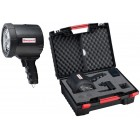 Morley FSL100-TL Flame Detector Test Lamp with Carry Case
