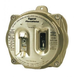 Tyco FV312S IR Flame Detector