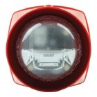 Gent S3-VAD-HPW-R S3 S-Cubed High Power VAD - Red Body / White Lens