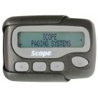 Scope GEO Scribe 40 Character Alphanumeric Pager