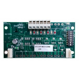 Global Fire 4 Zone Expansion Module for Orion Plus